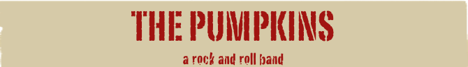THE PUMPKINS